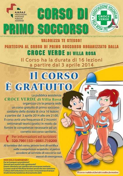 Corso Croce Verde 2014