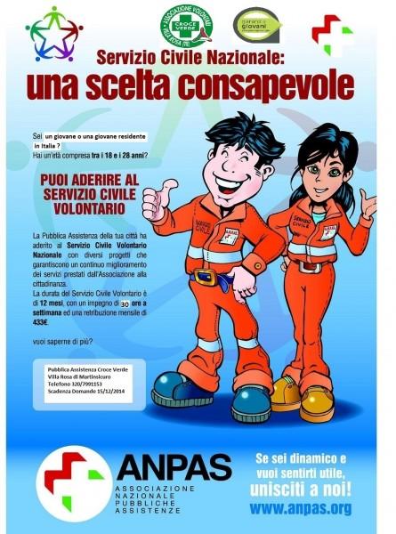 70x100 ANPAS_SC Garanza Giovani